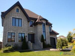 421 000$ - Maison 2 étages à vendre à Mercier