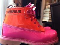 Funky Caterpillar boots