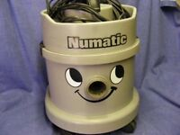 Henry Hoover Numatic 1200w with NEW TOOL kit and New FILTER/BAG
