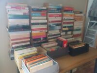 Books: novels & others (authors T-Z) - pick & mix as you wish ... (from £0.50 per title)