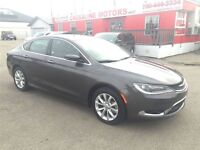 2015 Chrysler 200 C | Leather | Uconnect Touch Screen |