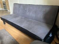 Dunelm Aurora Grey Sofa Bed
