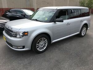 2015 Ford Flex SEL, 3rd Row Seating, Heated Seats