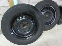 Corsa Steel Wheels