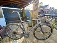 Specialized Roubaix Comp Udi2 2020 - Road Bike 56cm & carbon hunt disc wheels
