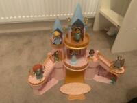 Disney shop princess castle