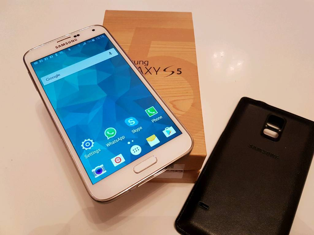 Samsung S5 perfect condition