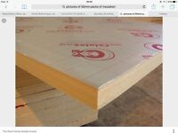 Celotex insulation boards 50mm cavity batts 10 per pack