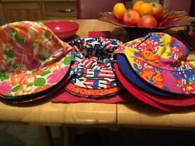Welders PPE Hats.