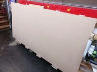 4mm MDF sheet AVAILABLE *NEW* 8ft x 4ft 1220 x 2440.