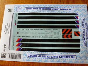 Microscale-HO-87-946-NJ-Transit-Passsenger-Cars-1990-Passenger-Car