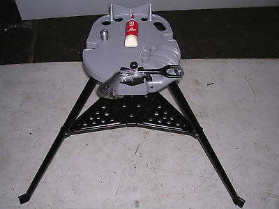 New Pipe Threading Portable Tri-stand Reed Rothenberger Collins Teflon Paste