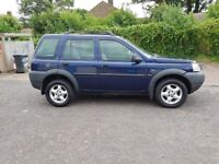 2001 Land Rover Freelander TD4 Automatic @07445775115 Only Start Clutch Finish No Drive Gear Box Ok