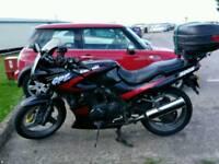 Kawasaki 500gpz 02 plate