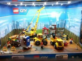LARGE LEGO CITY