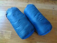 TWO Sleeping Bags from One Stop Festival
