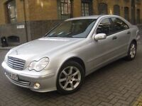 MERCEDES BENZ C180 k C 180 KOMPRESSOR NEW SHAPE 2006 +++ 1.8 AUTOMATIC +++ 4 DOOR SALOON