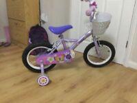 Kids / girls bike