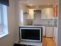 Double Room to let in contemporary Kettering town centre apartment