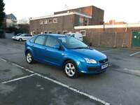 Ford Focus 1.6 Petrol 5 Door Hatchback fresh 1 Year Mot and Low Mileage Excellent Runner