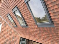 Roofing works and repairs