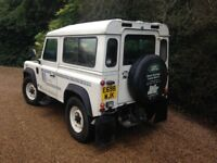 Landrover 90 county defender