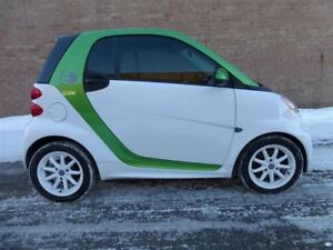 2014 smart fortwo electric drive PASSION -- PANORAMA -- NAVIGATI