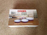 Cooks 3 piece pan set