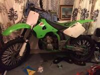 Kawasaki kx250 kx 250
