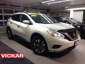 2017 Nissan Murano SV/1 OWNER LOCAL TRADE!!