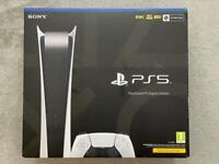 Sony PS5 Digital Edition PlayStation