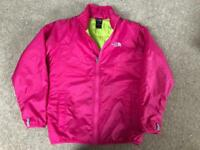Girls North Face padded jacket age 14/16 years
