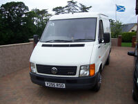 volkswagon lt 28 sdi swb low mileage