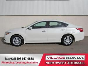 2016 Nissan Altima | No Accidents |