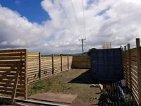 Container and Yard space to rent £250 PCM