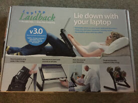 Laptop Laidback adjustable stand