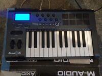 M-Audio Axiom 25 Midi Keyboard - Boxed