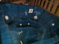free huge 8 man hottub