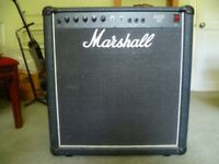 Marshall Bass Amplifier 60 W Model 5506