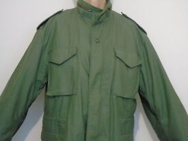 ALPHA INDUSTRIES NATO COLD WEATHER FIELD JACKET