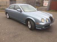 Jaguar s type 3.0 LPG converted