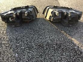 Audi a4 b6 headlights
