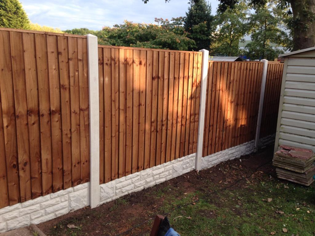 Fencing slabs turf garden clearancetrees gravel fence panels fencing slabs turf garden clearancetrees gravel fence panels decking baanklon Choice Image