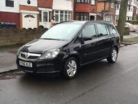VAUXHALL ZAFIRA 1.6 2007 ONE OWNER SERVICE HISTORY 2 X KEYS CAM-KIT DONE IN FEB 2017 ANY P/X WELCOME