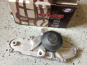Water Pump for Acura: CL MDX TL -- Honda: Accord Odyssey Pilot