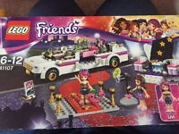 4 different Lego Friends set mixed together