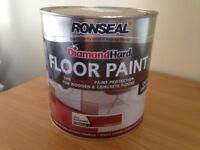 Ronseal Diamond Hard Terracotta Floor Paint