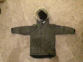 Next boy's winter jacket - age 6 years