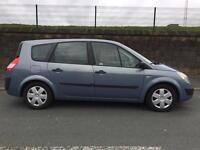 Renault Grand Scenic 7 Seater Car 1.6 Petrol Manual
