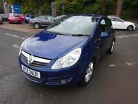 Vauxhall Corsa DESIGN 16V TWINPORT (blue) 2009-06-30
